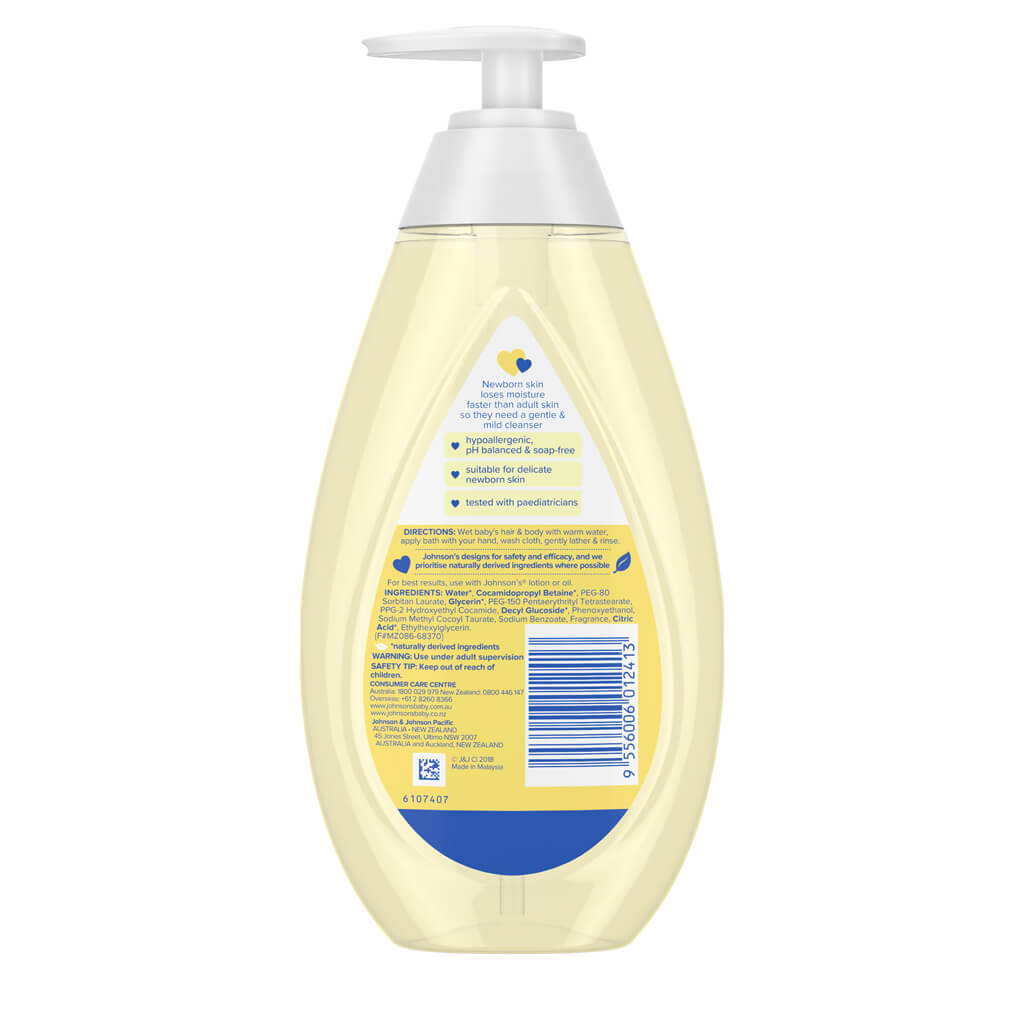 a70783047d0 Baby Top to Toe® wash | JOHNSON'S baby® Australia